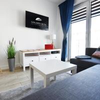 Apartamenty, Apartament Lazur z miejscem postojowym w garażu
