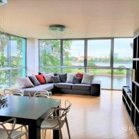 WINWINSTAY Superior Apartment by river Daugava