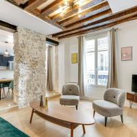 Pick A Flat's Apartment rue Saint Apoline/ in Le Marais