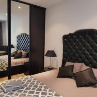 Modern 2 bedroom apartment in the city centre