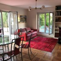 Fabulous apartment in Marais with two terraces