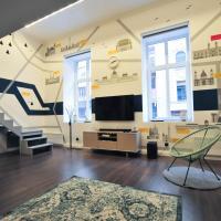 D5 New City Center Apartment with Budapest Designe