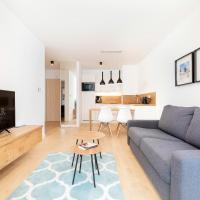 Apartamenty, Jantar Apartamenty - DELUXE 38 Bałtycka 6