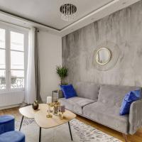 Design Apt 4 pers - Paris 8ème