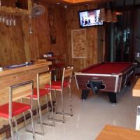 Apple bar&Room