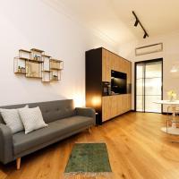 Cozy and modern studio in El Retiro