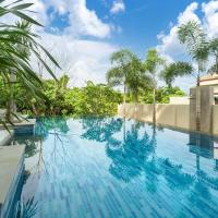 Villa Sole Lux 3 bedrooms with pool Nai Harn