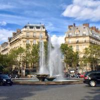 Studio rénové proche Champs-Elysées et Tour Eiffel