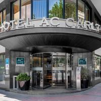 AC Hotel Carlton Madrid, a Marriott Lifestyle Hotel