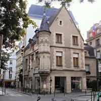 PARIS 4TH - THE MARAIS - FRANCS BOURGEOIS
