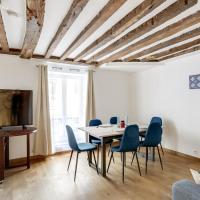 130 Suite Olivia, great APT, center of Paris