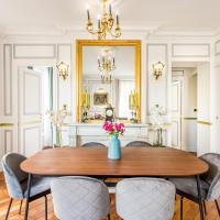Luxury 2 Bedroom With Balcony - Louvre & Notre Dame