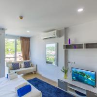 Apartment near Kata beach, studio 3 person #40