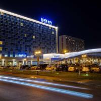 Отель Park Inn by Radisson Novokuznetsk