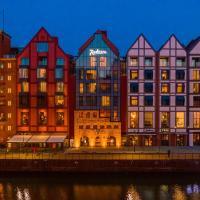 Отели, Radisson Hotel & Suites, Gdansk
