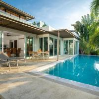 Tropical Pool Villa With Private Rooftop