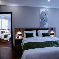 Hotels, GreenTree Inn Tangshan Caofeidian Nanbao Development Zone Business Hotel