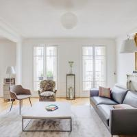 Beautiful apartment for 6 pax Near Eiffel Tower by GuestReady