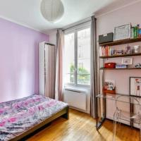 Cozy 2BR Flat in Auteuil by GuestReady