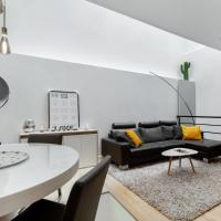 Wonderful design duplex in the heart of Paris -16th by GuestReady