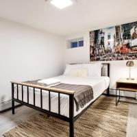 Charming 2BD-1BTH Apartment Minutes Away from Manhattan NYC