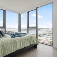 Modern Two Bedroom Near Brickell with Amazing View