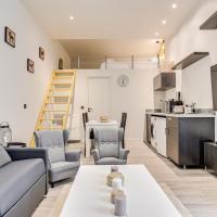 Modern & Desing Flat 4P - in the Heart of LE MARAIS