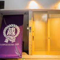 Apartments, ロッジ蔵123 東心斎橋