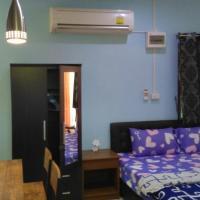 Apartamenty, Studio with aircon n kitchen