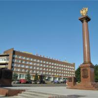 Отель Юбилейная