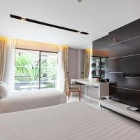 The Charm Resort Condo - 40m to Patong Beach
