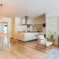 Luxurious ground floor apartment