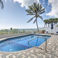 Beachfront Fort Lauderdale House with Private Pool!