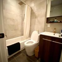 Bushwick Proper - Modern bedroom with private bathroom