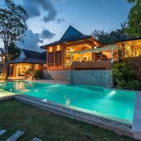 Nam Bo villa by Lofty