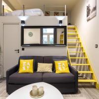 Cozy & Design Studio 2P - in the Heart of LE MARAIS