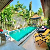 Tropical Private Pool Villa in Rawai