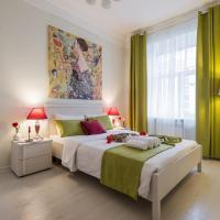 GorodM Apartment 3 rooms near Arbat