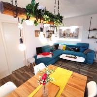 Apartments, COLORS APARTMENT SPLIT