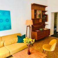 Vintage Design Apartment Ottakring, 10 min to center