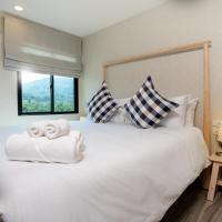 Tropical View apartments near Beach