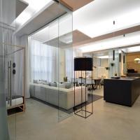 Luxury Omaruru-Design-Apartment Deluxe