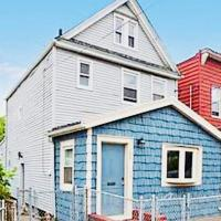 Brooklyn Blue House