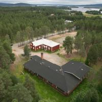 Soppela retreat at the Arctic Circle