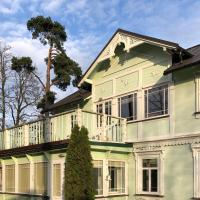 House in the center of Jurmala