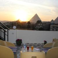 Bed and breakfasts, Magic Golden pyramids Inn