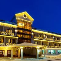 Hotels, Park Hotel Kokshetau