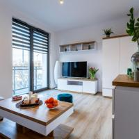 Apartamenty, Victus Apartament Gdańsk Daisy