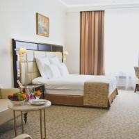 Отель 7 Avenue Hotel and SPA