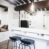 Designer'home in Châtelet btw Louvre/Pompidou